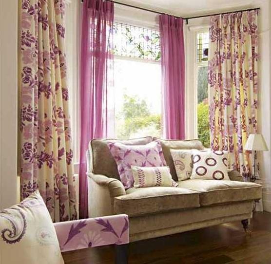 Navarro valera cortinas y ropa de hogar diferentes formas - Formas de cortinas ...