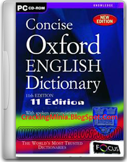 Oxford Dictionary 11th Edition