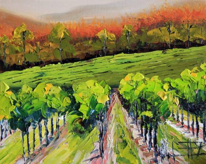 Красочный мир. Lisa Elley