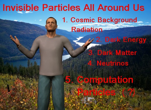 invisible particles