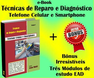 Curso de Reparo e Diagnóstico de Telefone Celular e Smartphone