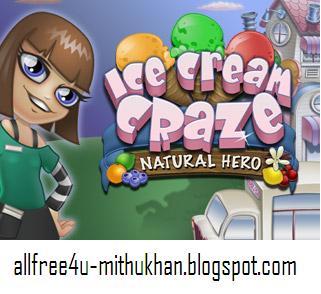 9535 pc game ice cream craze natural hero final