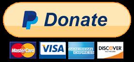 Donate with PayPal or  Credit Card   пожертвование через PayPal или кредитной картой