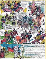 benzi desenate desene bd revista cutezatorii darius imparat pers daci dacia puiu manu anca nazarie sandu alexandru comics romania