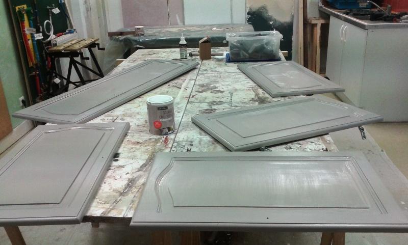 peinture sur meuble r novation cuisine gamme voile du temps cours de. Black Bedroom Furniture Sets. Home Design Ideas
