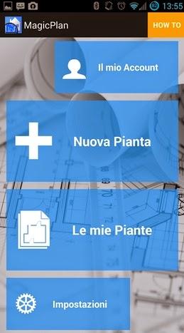 APP ANDROID GRATIS PER DISEGNARE PLANIMETRIE SU SMARTPHONE