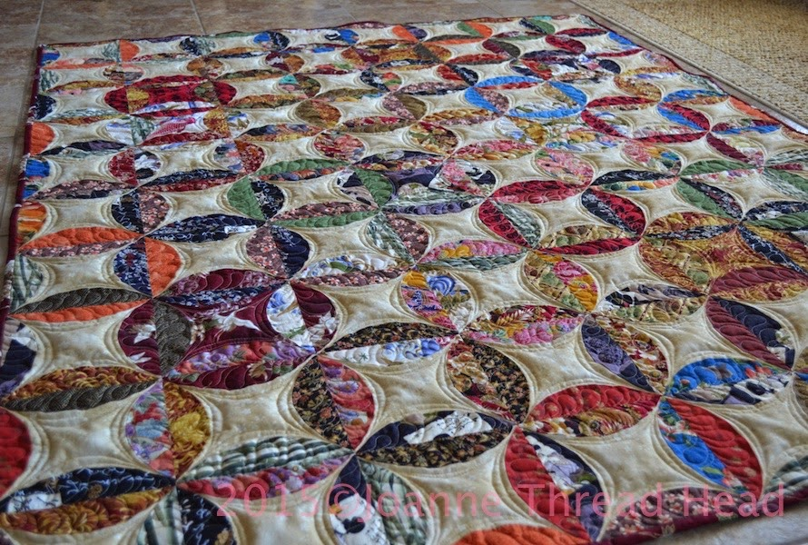 Thread Head: Rob Peter to Pay Paul Quilt : robbing peter to pay paul quilt - Adamdwight.com