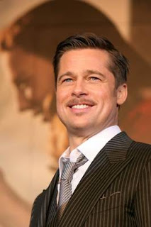 Men Formal Hairstyle ideas - Brad Pitt Formal Hairstyle