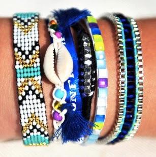 Coco Bay Hipanema Flou Bracelet