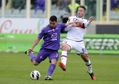 Fiorentina-Genoa 3-2 highlights