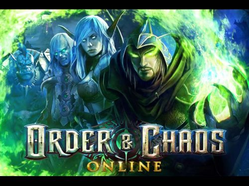 Chaos Online 1.1.3 Android HD e Hvga (480x320) Apk + Sd Files Data ...