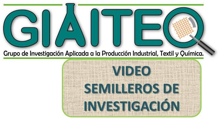 VIDEO SEMILLEROS DE INVESTIGACIÓN