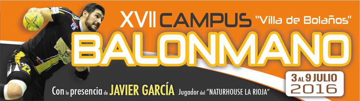 Campus Balonmano Bolaños 2016