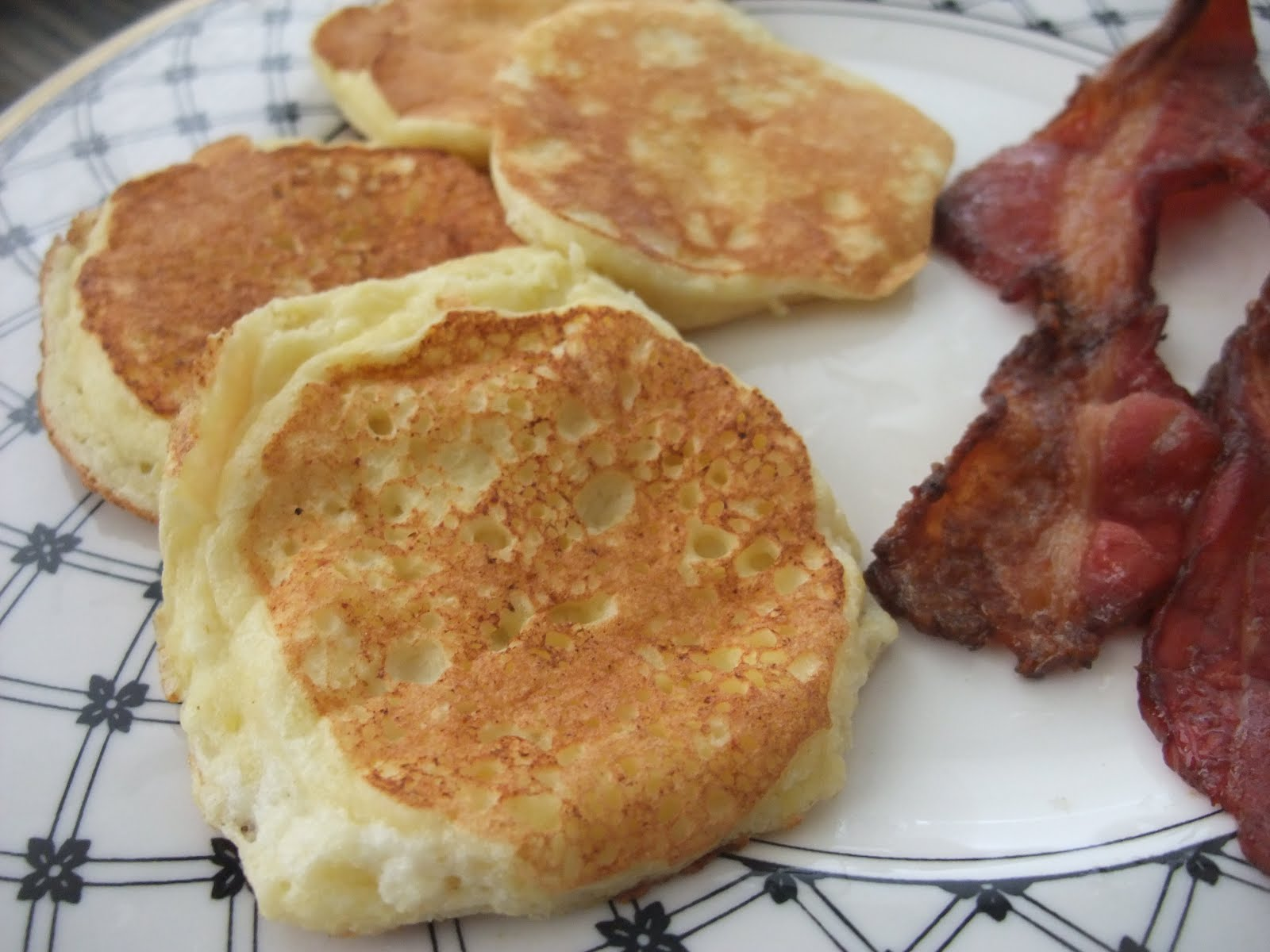 Cooking with Amy: A Food Blog: Lemon Ricotta Pancakes Recipe
