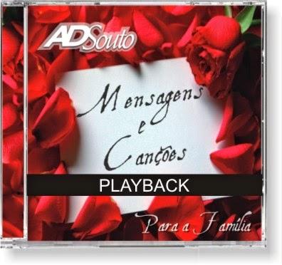 Playback - Mensagens e Canções