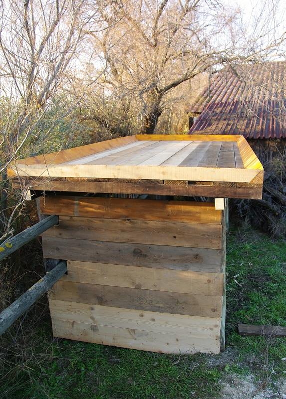 Construction chroniques d 39 un toit v g tal m diterran en for Vegetal en anglais