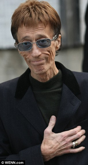 Robin Gibb Colorectal Cancer