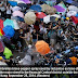 Protes 'Umbrella Revolution' Menyebar di Hong Kong