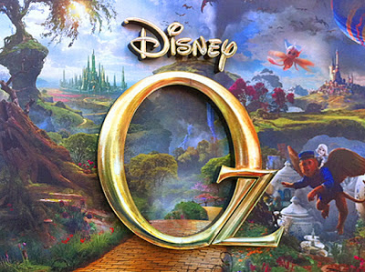Oz Great Powerful Disney film review comic Fish Heads Crumbs