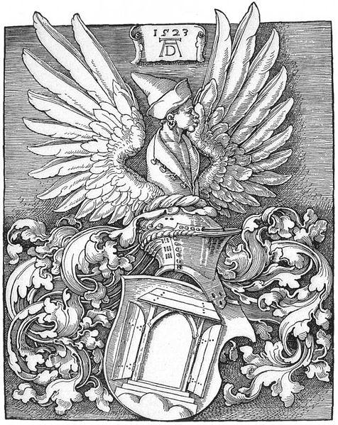 рыцарь гравюра: