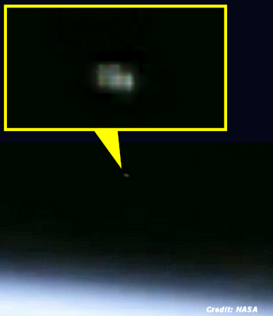 Evidence of a NASA UFO Conspiracy