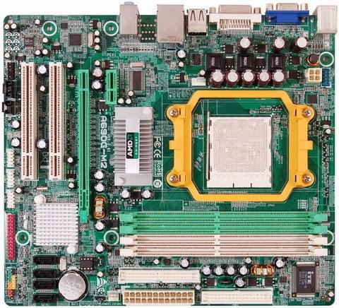 Biostar AMD A690G-M2