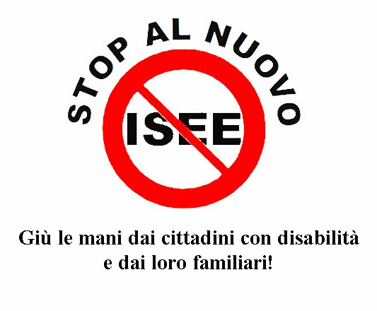 STOP AL NUOVO ISEE