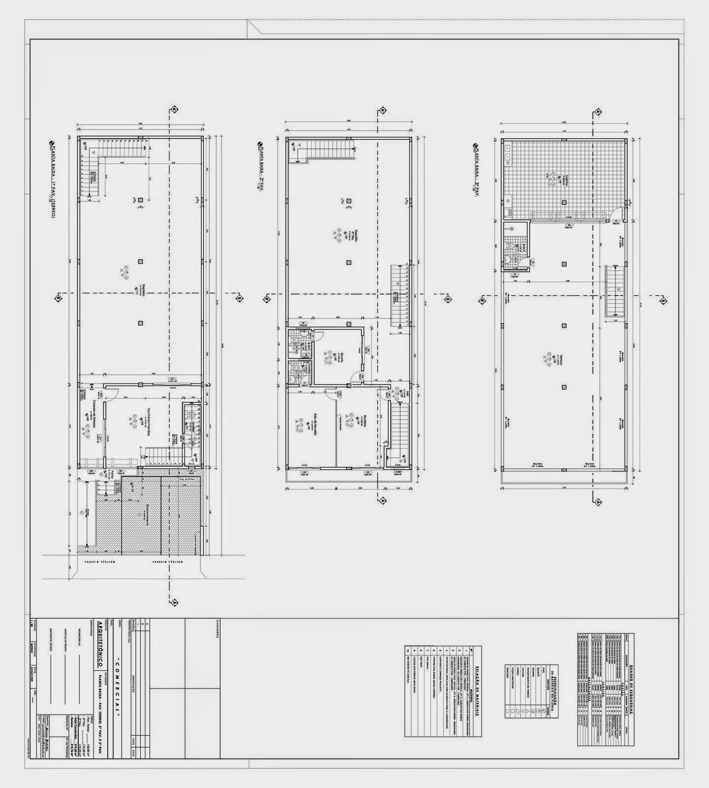 Nankim Projetos: Projeto Comercial Raiz Arquitetura #3F3F3F 1440 1600