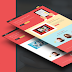 Alfat Super Flat Landing Page Template