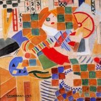 'Barcelona 1918 (Rafael Barradas)'