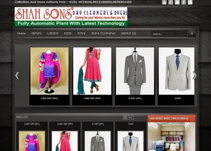 Shah Sons Dry Cleaners