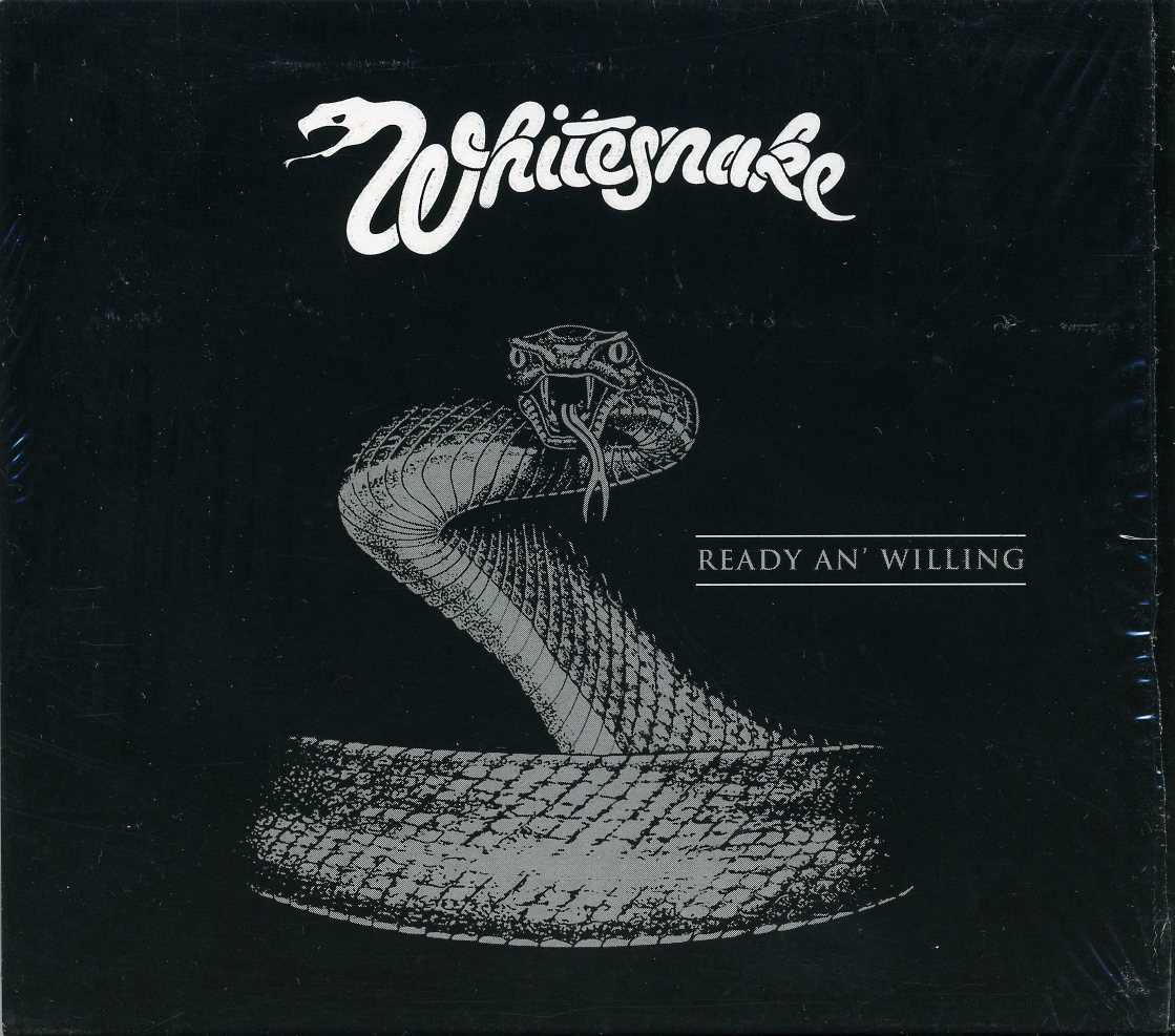 Tune Of The Day: Whitesnake - Ready An' Willing