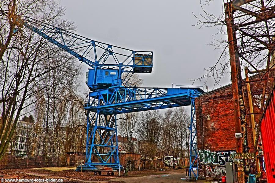 Fabrikgelände Kampnagel Hamburg