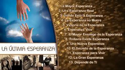 DVD La Ultima Esperanza 2013 | Pr. Luis Goncalves | Videos y PPTs