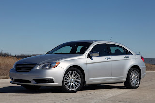 2011 Chrysler 200 Sedan