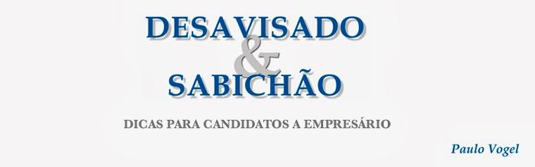 DESAVISADO & SABICHÃO