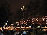 Christmas Lights Seattle
