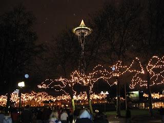 Christmas Lights Seattle
