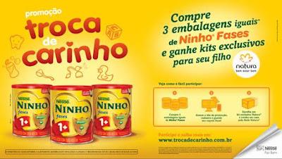 Produtos Ninho Fases Nestlé