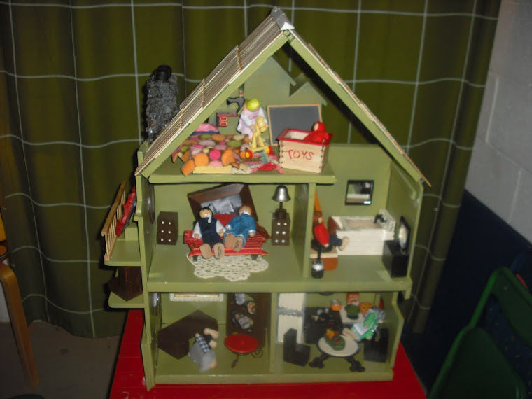 Dollhouse from Scratch