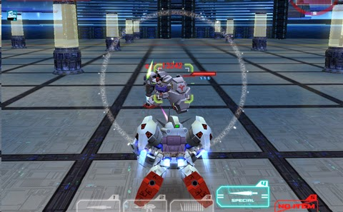 SD Gundam Capsule Fighter Online MMORPG