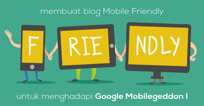Algoritma Terbaru Google Mobilegeddon