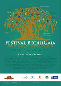 FESTIVAL BODHI GAIA para Nova Consciência