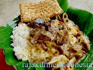 Kekayaan Kuliner Indonesia Asal Usul Dan Resep Nasi Gandul