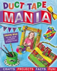 Duct Tape Mania cover