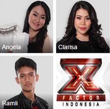 X factor inonesia Yang Tereliminasi 31 Juli 2015