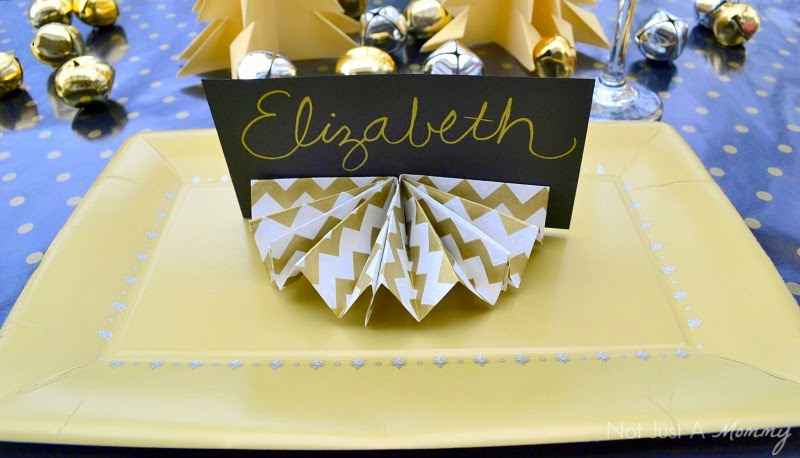 Middy Bitty Bag Placecards