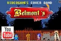 Belmont´s Revenge: versiones de videojuegos