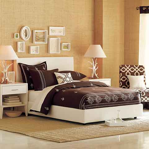 Combination Colors Ways | Bedroom Design Decoration