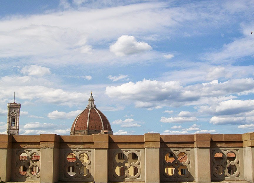 If you'd like to study in Florence (or anywhere else), contact the Office of International & Intercultural Affairs, located on the ground floor of Rasmuson Hall (Photo by J. Besl).